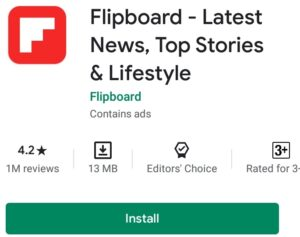 flipboard-news-app-Samsung-galaxy-watch-apps-list