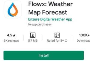 Flowx Weather