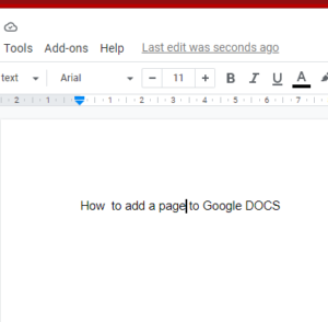 cursor-placement-to-delete-a-page-in-google-docs