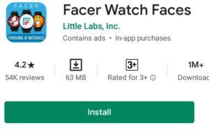 Facer-App-Samsung-galaxy-watch-apps-list