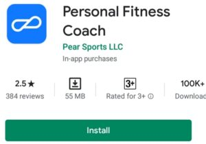 Pear-Sports-Best-android-smartwatch-apps