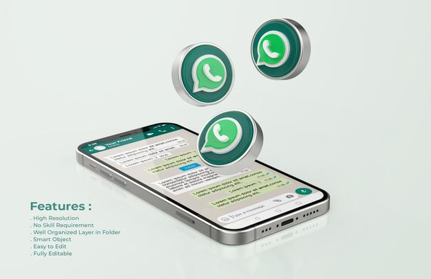 How to use a fake number on WhatsApp