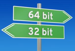 32 bit vs 64 bit Processors - Wiki Tech Go