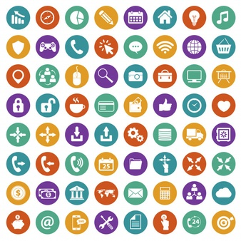 Apply a different icon pack