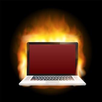 Laptop-Image-Heat-WikiTechGo