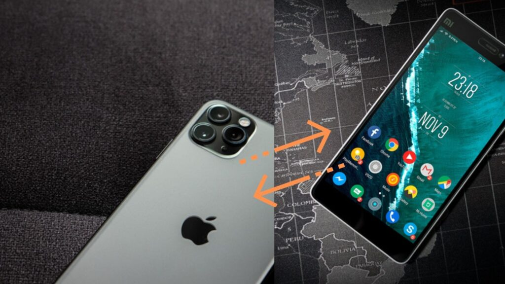How To Transfer video From iPhone To Android